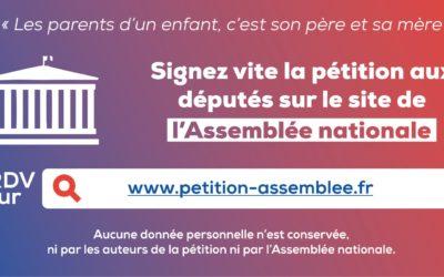 Signer la pétition